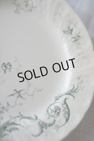画像3: フランス Gien Rinceaux Plat / ジアン プレート・平皿